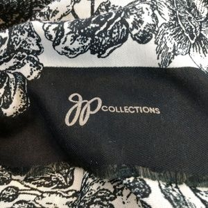 no brand Accessories - JP Collection Italian Made Polyester Scarf